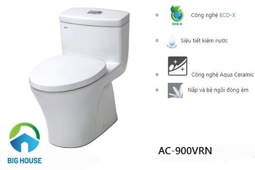 bồn cầu 1 khối Inax AC-900VRN