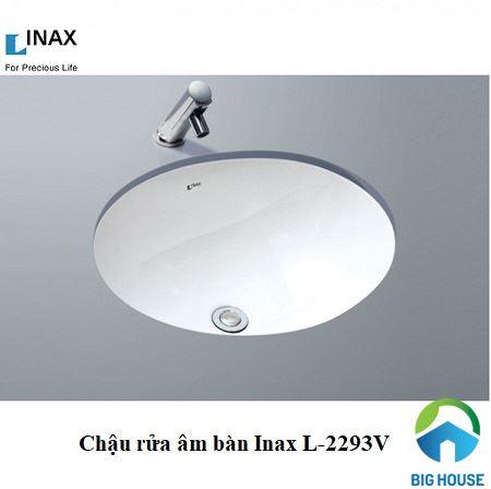 Chậu rửa Inax L-2293V
