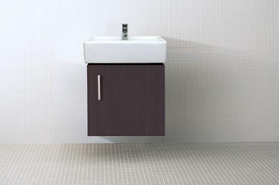 Chậu rửa Inax Cabinet CB0504-5QF-B màu gỗ nhạt