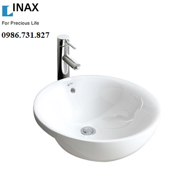 Chậu rửa đặt bàn Inax L-333V