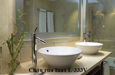 Chậu rửa Inax L-333V