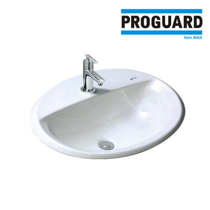 Chậu rửa âm bàn Inax GL-2395V