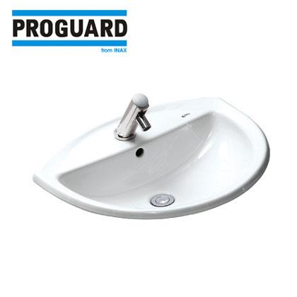 Chậu rửa âm bàn Inax GL-2396V