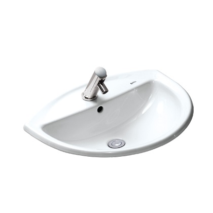 Chậu rửa âm bàn Inax L-2396V