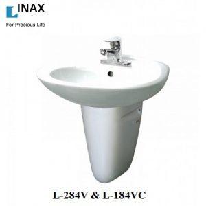 chậu rửa treo tường Inax L-284V & L-284VC