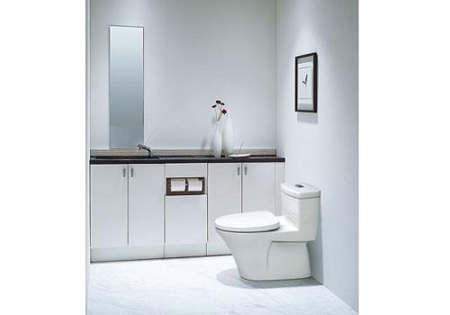 Kích thước bồn cầu Inax có phù hợp diện tích nhà vệ sinh hẹp không?