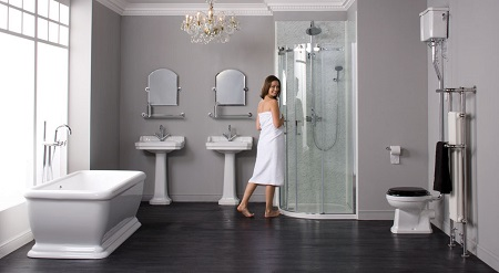 Giá Sen tắm Inax