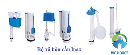 Bộ xả bồn cầu Inax là gì? Cấu tạo và chức năng của bộ xả bồn cầu Inax