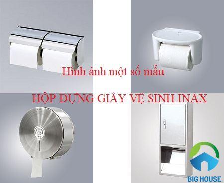4 Mẫu Hộp đựng giấy vệ sinh vệ sinh Inax: Nhỏ – Tiện ích – Giá Rẻ