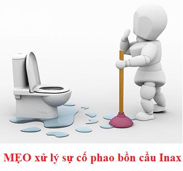 Phao bồn cầu Inax