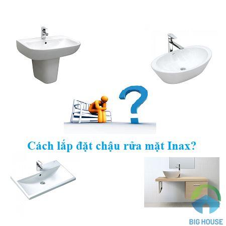 Cách lắp chậu rửa mặt Inax treo tường Đơn Giản – Đúng Kỹ Thuật