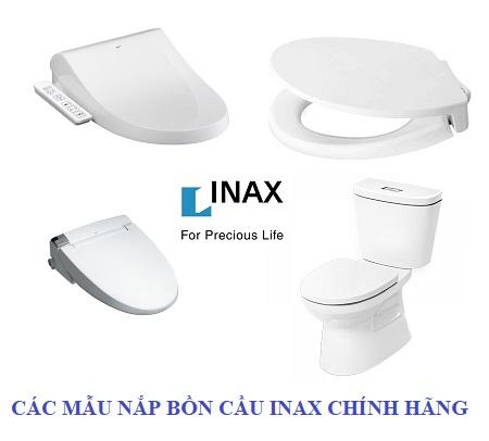 Nắp bồn cầu Inax