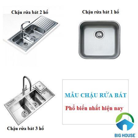 CÓ hay KHÔNG chậu rửa bát Inax? Chọn chậu rửa bát nào phù hợp nhất?