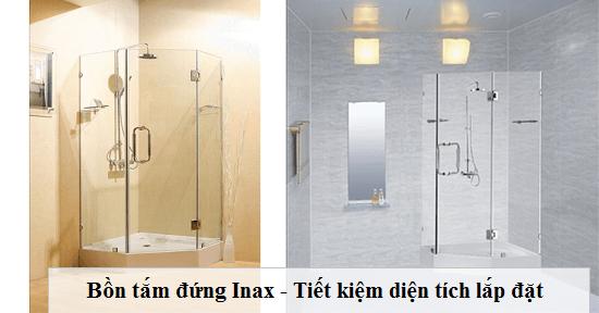 Giới thiệu mẫu Bồn tắm đứng Inax Cao cấp – Giá tốt nhất 2020