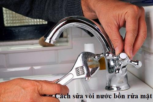 VIDEO: Hướng dẫn Cách sửa vòi nước bồn rửa mặt bị rò rỉ nước