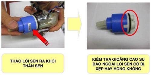 cách sửa vòi nước bồn rửa mặt