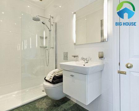 cách thiết kế phòng tắm 4m2