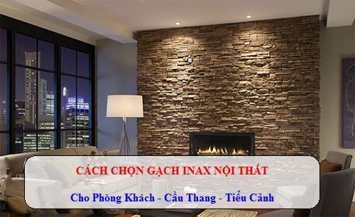 Gạch Inax nội thất