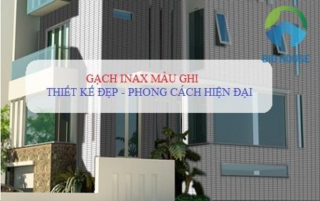 TOP 10 mẫu gạch Inax màu ghi ĂN KHÁCH nhất tại Việt Nam hiện nay