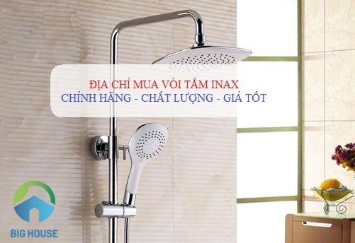 Mua vòi tắm Inax ở đâu chính hãng giá rẻ nhất Việt Nam? Review khách hàng