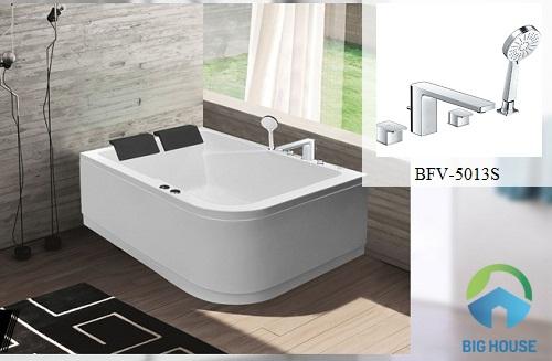 Bộ vòi bồn tắm Inax BFV-5013S