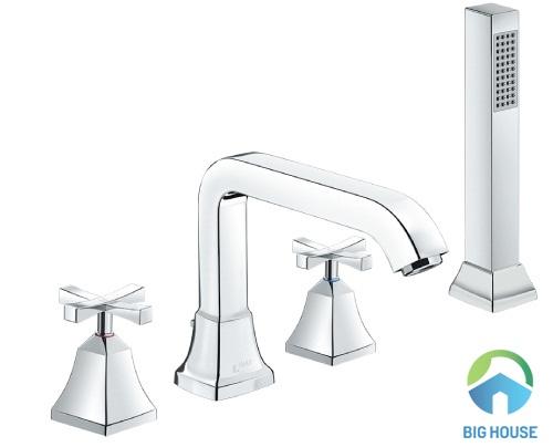 Bộ sen vòi bồn tắm Inax BFV-8100V