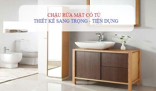 Top 2 Bộ Chậu rửa mặt có tủ Inax – Chậu rửa Cabinet: Sang Trọng – Tiện Nghi