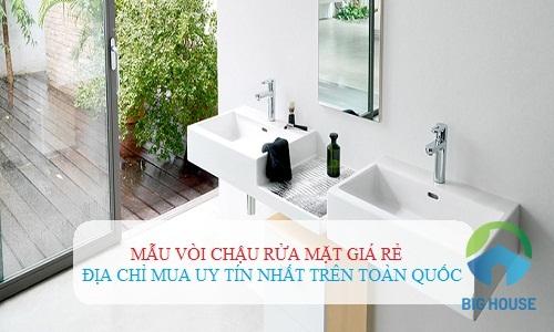 Tổng hợp Địa chỉ mua vòi chậu rửa mặt Giá Rẻ Uy Tín nhất Việt Nam 2019