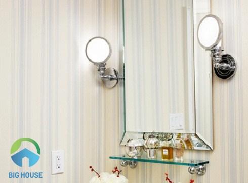 kệ gương phòng tắm inax