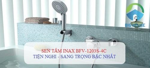 ƯU ĐIỂM nổi bật Sen tắm InaxBFV-1203S-4C trong quá trình sử dụng