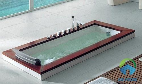 bồn tắm xây là gì