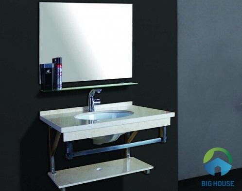 kích thước lavabo âm bàn