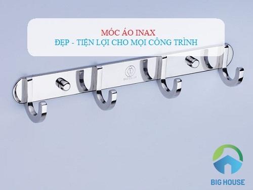 Móc áo Inax: 100% inox cao cấp – Tiện ích tối ưu cho mọi công trình
