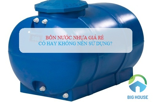 bồn nước nhựa giá rẻ