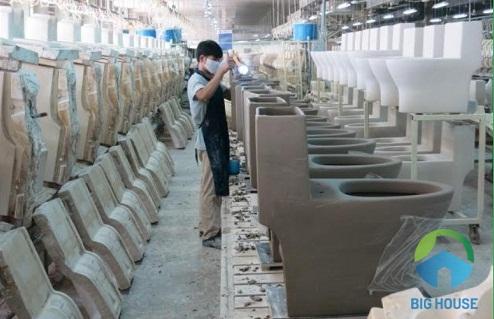 Thiết bị vệ sinh Inax được áp dụng khung tiêu chuẩn nào