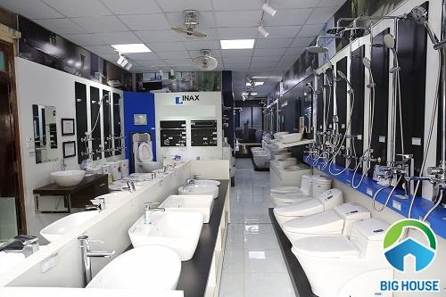 thiết bị vệ sinh Inax tại TP HCM 3