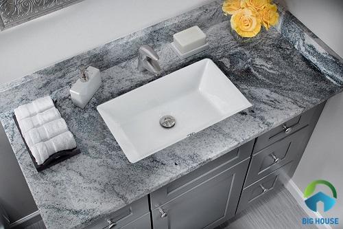 Tổng hợp kích thước chậu rửa âm bàn Inax phù hợp cho phòng tắm