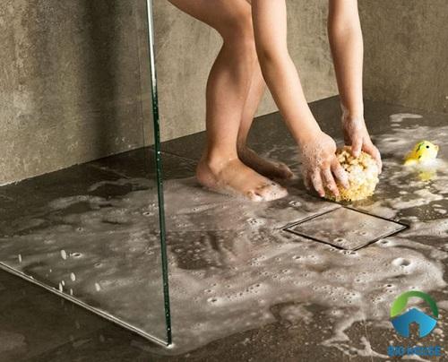 ga thoát sàn giúp thoát nước nhanh chóng