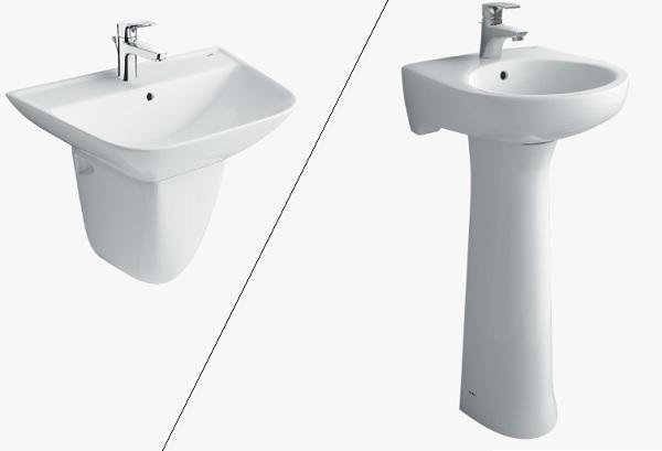 Công dụng và TOP mẫu chân chậu rửa mặt Inax BÁN CHẠY nhất