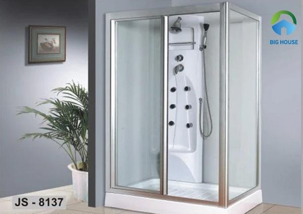 Bồn tắm đứng Govern JS-8137 với thiết kế sang trọng, hiện đại