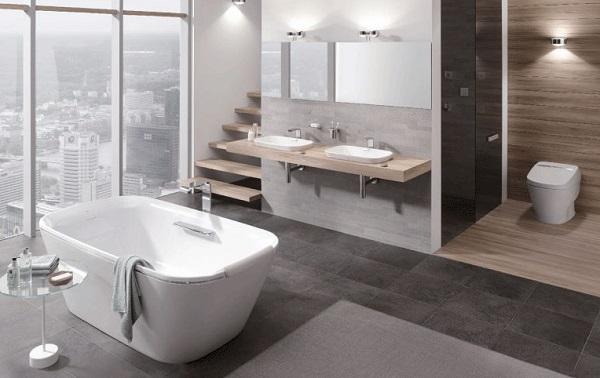Nên mua thiết bị vệ sinh của hãng nào tốt và bền nhất? Giải đáp chi tiết