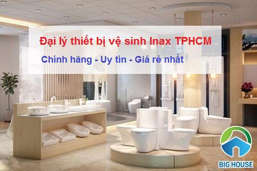 Showroom, Đại lý thiết bị vệ sinh Inax tại TP HCM Chính Hãng nhất 2021