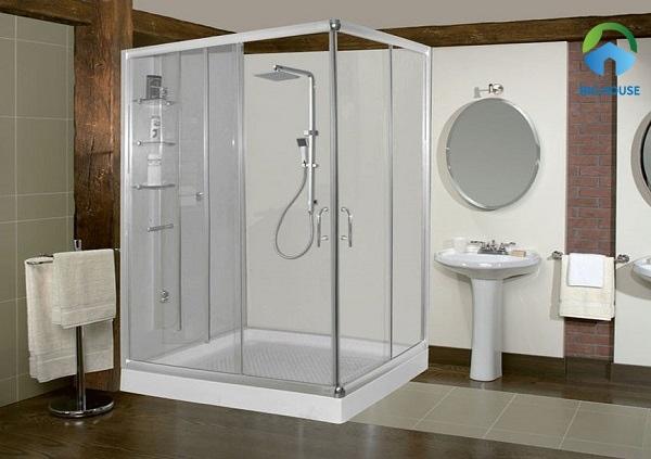 bồn tắm đứng