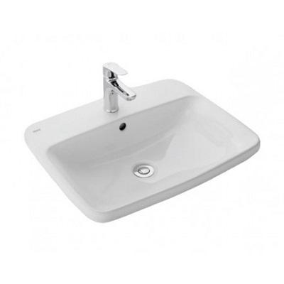 Chậu rửa mặt đặt bàn Inax L-2398V(EC/FC)