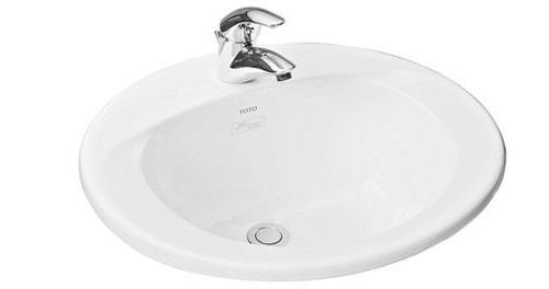 Chậu rửa mặt Toto L501C