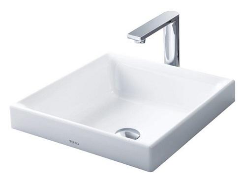 Chậu rửa mặt Toto vuôngLW1714B