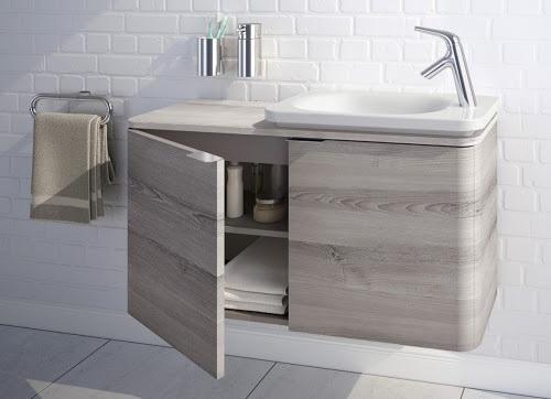 Có nên mua chậu rửa mặt kèm tủ không? Mua của hãng nào tốt nhất?