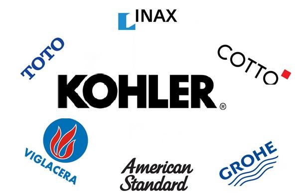 Các hãng thiết bị vệ sinh tốt nhất trên thị trường hiện nay