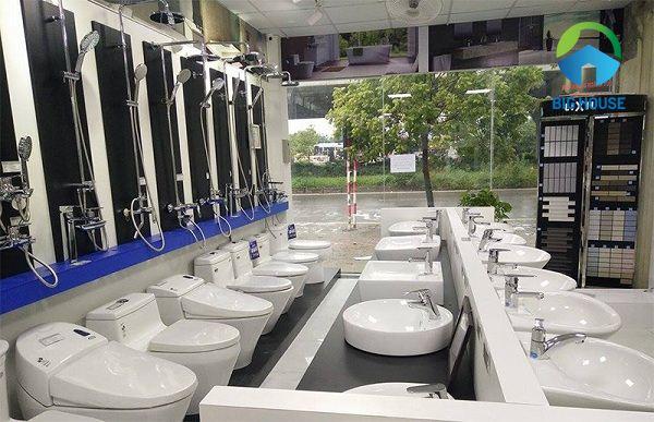 Mua thiết bị vệ sinh Bắc Giang ở đâu tốt và đảm bảo chất lượng?
