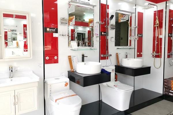 Địa chỉ mua thiết bị vệ sinh Nha Trang Chính hãng – Giá rẻ nhất
